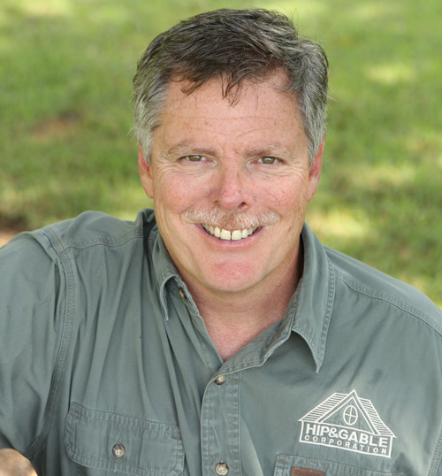 mark golden of hip and gable home builders